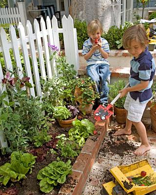 Mira Estos 6 Pasos Para Decorar Un Jardin Cuidado De Plantas - Ideas-para-decorar-un-jardin-pequeo