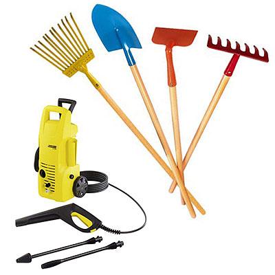 herramientas cuidado de plantas