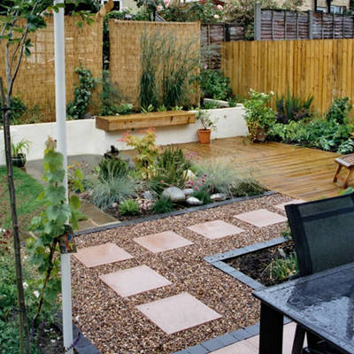 Consejos para decorar el exterior de tu casa cuidado de for Ideas decorativas para patios