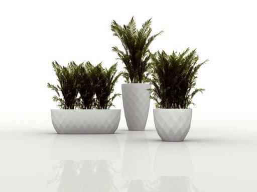 Ideas cuidado de plantas - Macetas minimalistas ...